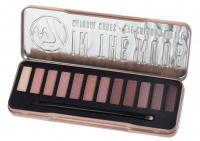 W7 - IN THE NUDE - NATURAL NUDES - EYE COLOUR PALETTE - Paleta 12 cieni do powiek