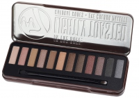 W7 - LIGHTLY TOASTED - NATURAL NUDES - EYE COLOR PALETTE