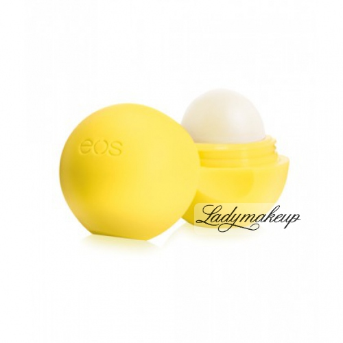 EOS - Lip balm with spf 15 - lemon drop - Balsam do ust - CYTRYNOWY