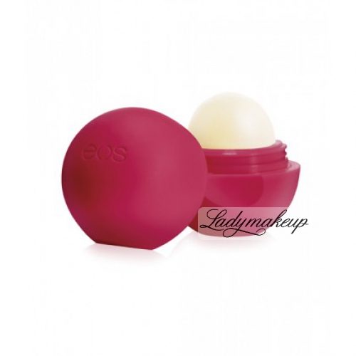 EOS - Lip balm - pomegranate raspberry - Balsam do ust - MALINOWO-GRANATOWY