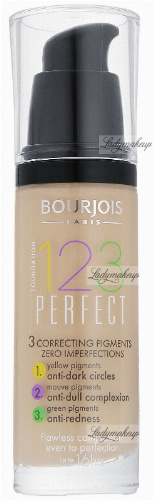 Bourjois - Fond de Teint 1.2.3 Perfect - Mattifying primer