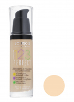 Bourjois - Fond de Teint 1.2.3 Perfect - Mattifying primer - 51 LIGHT VANILLA - 51 LIGHT VANILLA