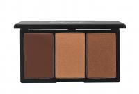 Sleek - Face Form - Contouring and blush palette - Zestaw do konturowania twarzy - 375 - DARK - 375 - DARK