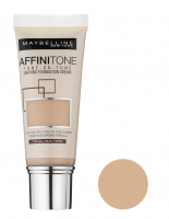 MAYBELLINE - AFFINITONE TONE - ON - TONE - Foundation - perfect match without mask effect - 18 - NATURAL ROSE