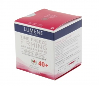 Lumene - Time Freeze - Firming Day Cream SPF 15 - Ujędrniający krem na dzień z SPF 15 (40+) - REF. 80332