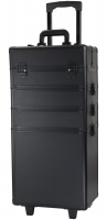MAKE-UP BOX ON WHEELS - TC-004 BLACK STRIP (strips)