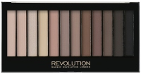 MAKEUP REVOLUTION - Redemption Palette ICONIC ELEMENTS - Paleta 12 cieni do powiek