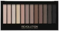MAKEUP REVOLUTION - Redemption Palette ICONIC ELEMENTS - Paleta 12 cieni do powiek