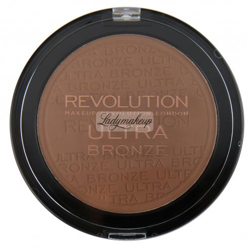MAKEUP REVOLUTION - ULTRA BRONZE - Bronzer
