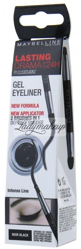 Maybelline Eyestudio Lasting Drama Gel Eyeliner 24h