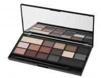 I ♡ Makeup - Black Velvet - Paleta 16 cieni do powiek