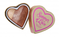 I Heart Revolution - Summer of Love Triple Baked Bronzer - Bronzer - HOT SUMMER OF LOVE - HOT SUMMER OF LOVE