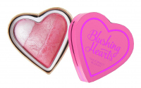 I Heart Revolution - Blushing Hearts Triple Baked Blusher - Róż do policzków - BURSTING WITH LOVE - BURSTING WITH LOVE