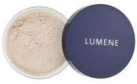 LUMENE - Sheer Finish Loose Powder - TRANSLUCENT - Puder sypki transparentny