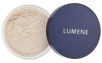 LUMENE - Sheer Finish Loose Powder - TRANSLUCENT - Puder sypki transparentny