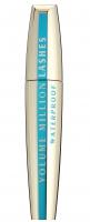 L'Oréal - Volume Million Lashes WATERPROOF - Pogrubiający, wodoodporny tusz do rzęs - BLACK