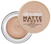 MAYBELLINE - Dream MATTE MOUSSE - FOUNDATION