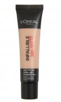 L'Oréal - INFALLIBLE 24H-MATTE - Podkład matujący - 13 - ROSE BEIGE - 13 - ROSE BEIGE