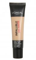L'Oréal - INFALLIBLE 24H-MATTE - Podkład matujący - 22 - RADIANT BEIGE - 22 - RADIANT BEIGE