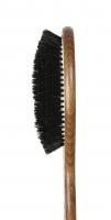 GORGOL - NATUR - Pneumatyczna szczotka do włosów z naturalnego włosia - 15 02 130