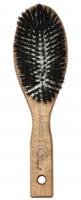 GORGOL - NATUR - Pneumatyczna szczotka do włosów z naturalnego włosia - 15 02 130 - C - C