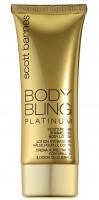 Scott Barnes - BODY BLING PLATINUM - Moisturizing, bronzing body lotion - 120 ml