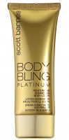 Scott Barnes - BODY BLING PLATINUM - Nawilżający, brązujący balsam do ciała - 120 ml