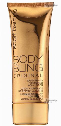 Scott Barnes - BODY BLING ORGINAL - Moisturizing, bronzing body lotion - 120 ml