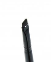 MAKEUP REVOLUTION - Pro Eyebrow Brush - Pędzel do eyelinera i brwi - PRO E104