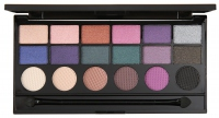 MAKEUP REVOLUTION - UNICORNS UNITE - 18 Exclusive Eyeshadow Palette - Paleta 18 cieni do powiek
