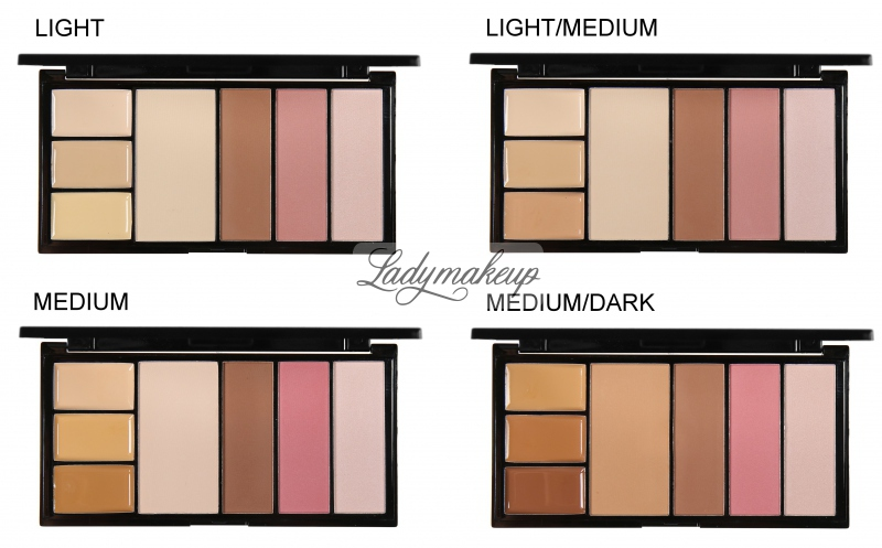 Makeup revolution protection palette online