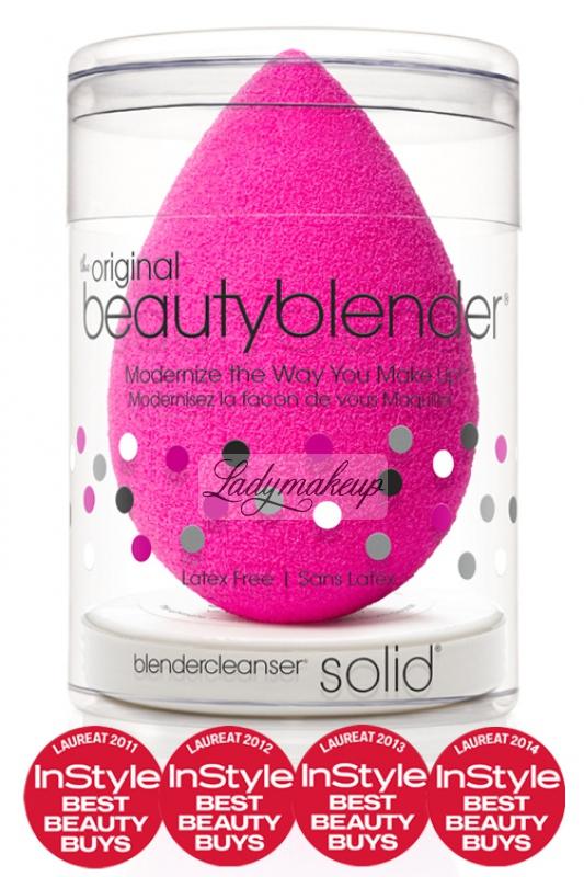 beauty blender soap