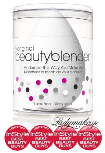 Beautyblender - Gąbka do aplikacji kosmetyków - PURE