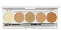 KRYOLAN - Dermacolor - CAMOUFLAGE CREME - Palette of 5 Camouflages - ART. 75015 - 2 - 2