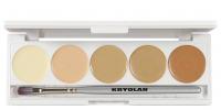 KRYOLAN - Dermacolor - CAMOUFLAGE CREME - Palette of 5 Camouflages - ART. 75015 - 4 - 4