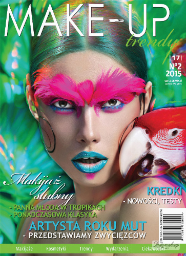 Magazine Make-Up Trends - WEDDING MAKEUP - No2 / 2015