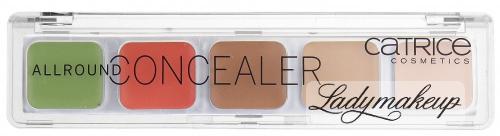 Catrice - Allround Concealer - Zestaw korektorów do likwidacji wszelkich niedoskonałości skóry