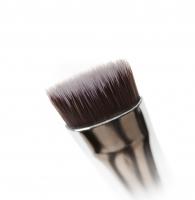 Nanshy - Flat Definer - Pędzel do eyelinera i brwi - EB-03 (Pearlescent White)