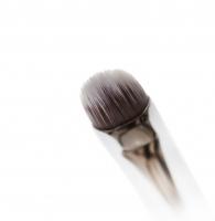 Nanshy - Lip - Pędzel do ust w etui - MC-L-01 (Pearlescent White)