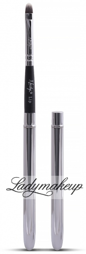 Nanshy - Lip Brush - MC-L-02 (Onyx Black)