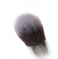 Nanshy - Blending - Pedzel do aplikacji i rozcierania cieni - MC-B-01-OB (Onyx Black)
