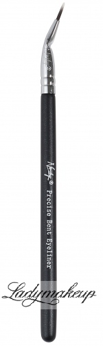 Nanshy - Precise Bent Eyeliner - Pędzel do kresek - EB-01-OB (Onyx Black)
