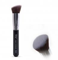 Nanshy - GOBSMACK GLAMOROUS ONYX BLACK - Zestaw 5 pędzli do makijażu - FB-SET-004