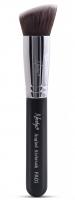 Nanshy - Angled Airbrush - Brush for foundation and contouring - FB-FA01-OB (Onyx Black)
