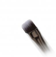 Nanshy - MASTERFUL COLLECTION  PEARLESCENT WHITE - Zestaw 12 pędzli do makijażu - MC-SET-001