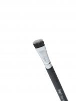 Nanshy - Flat Definer - Pędzel do eyelinera i brwi - EB-03-OB (Onyx Black)