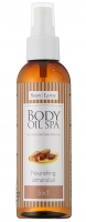 Skin Love - BODY OIL SPA - Naurishing almond oil 5 in 1 - Odżywczy olejek migdałowy 5 w 1