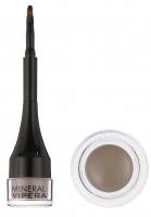 VIPERA - Mineral Brow & Eye Liner - Mineralny Liner do brwi i powiek - 06 - OPTI - 06 - OPTI