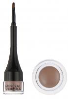 VIPERA - Mineral Brow & Eye Liner - Mineralny Liner do brwi i powiek - 05 - TOPAZ - 05 - TOPAZ
