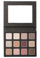 Sigma - EYESHADOW PALETTE - Paleta 12 cieni do powiek - WARM NATURALS